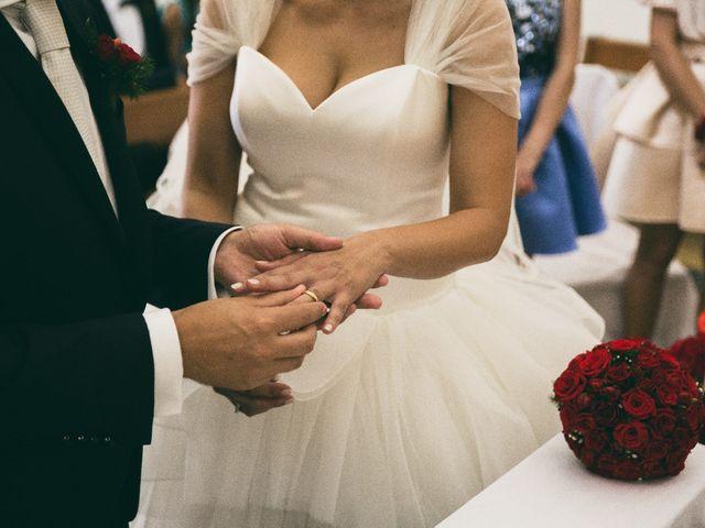Il matrimonio di Luigi e Francesca a Casalincontrada, Chieti 36