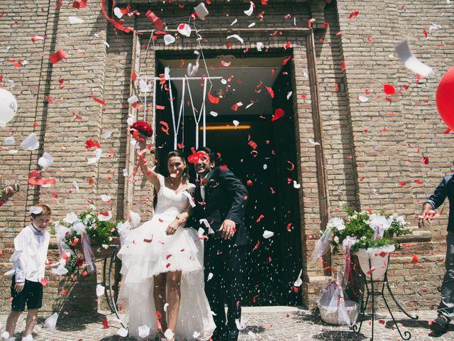 Il matrimonio di Luigi e Francesca a Casalincontrada, Chieti 41