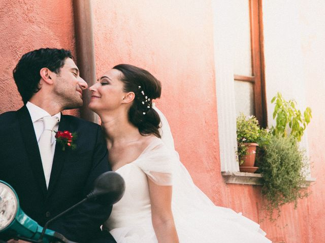 Il matrimonio di Luigi e Francesca a Casalincontrada, Chieti 44