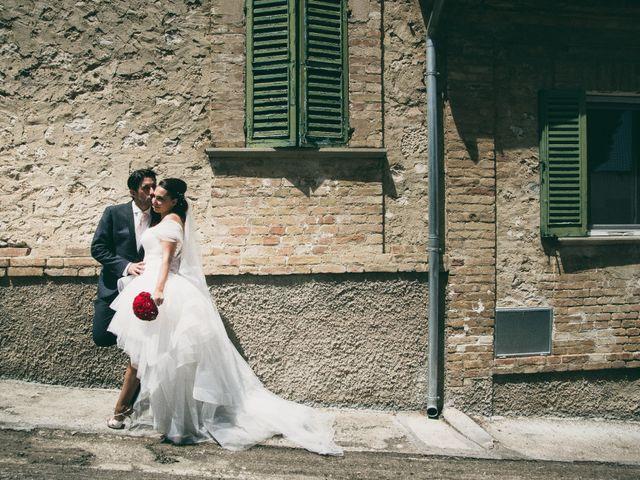 Il matrimonio di Luigi e Francesca a Casalincontrada, Chieti 53