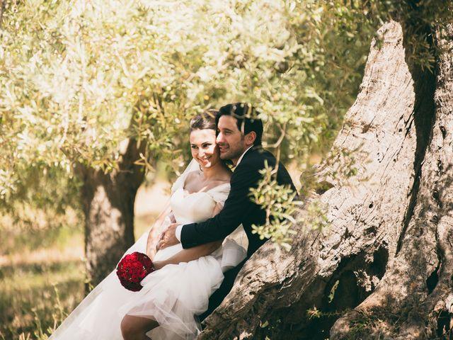 Il matrimonio di Luigi e Francesca a Casalincontrada, Chieti 54