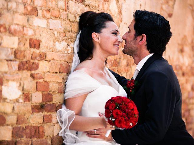 Il matrimonio di Luigi e Francesca a Casalincontrada, Chieti 57