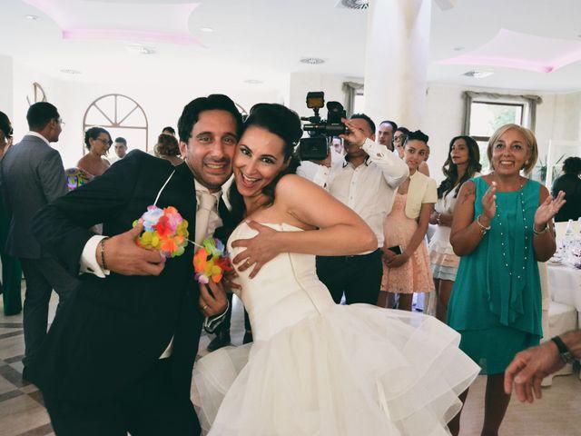 Il matrimonio di Luigi e Francesca a Casalincontrada, Chieti 62