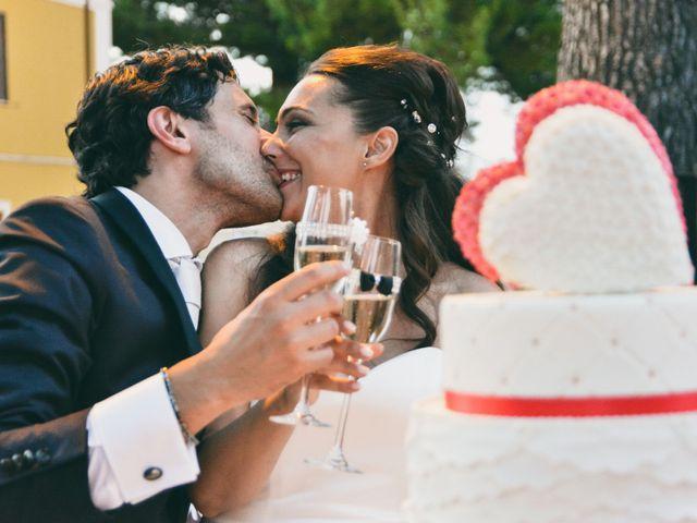 Il matrimonio di Luigi e Francesca a Casalincontrada, Chieti 66