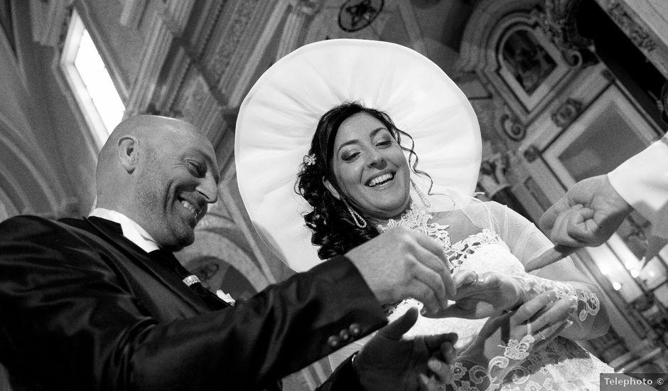 Il matrimonio di Antonio e Carmela a Carovigno, Brindisi