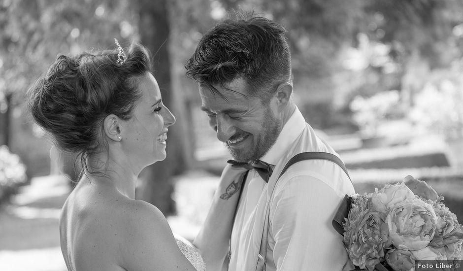 Il matrimonio di Davide e Emily a Buttapietra, Verona
