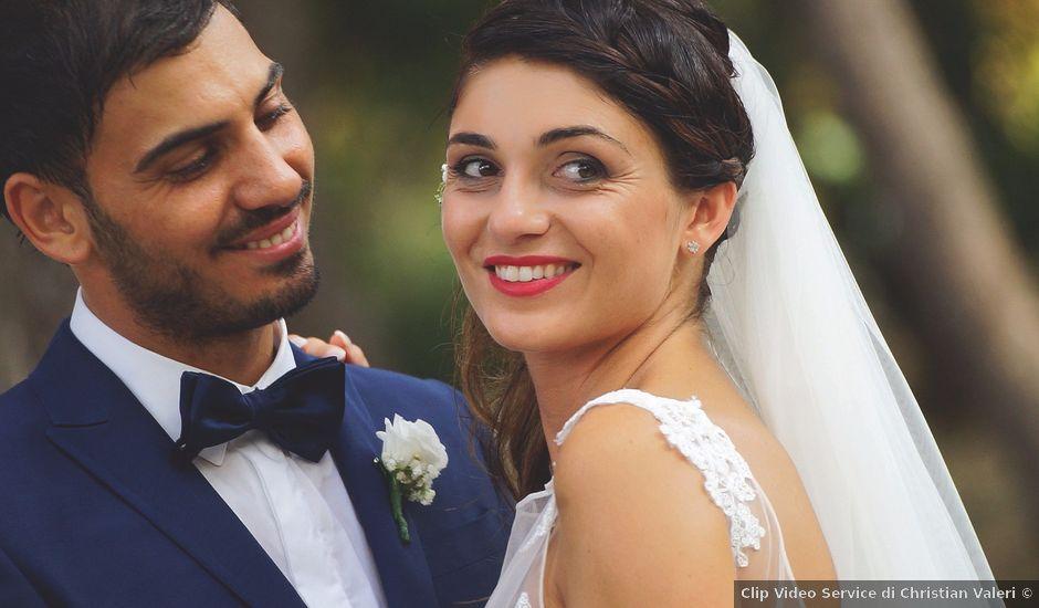 Il matrimonio di Paolo e Maria a Grottammare, Ascoli Piceno
