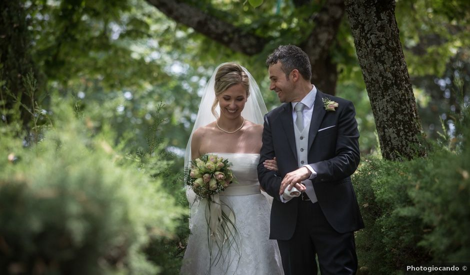 Il matrimonio di Valerio e Lucia a Alatri, Frosinone