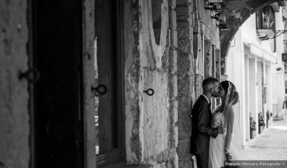 Il matrimonio di Rudy e Gloria a Chioggia, Venezia