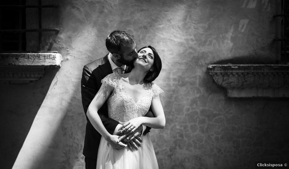 Il matrimonio di Andrea e Cinzia a Mantova, Mantova