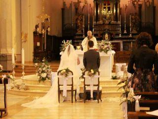 Le nozze di Sara Bevilacqua e Federico Baratelli