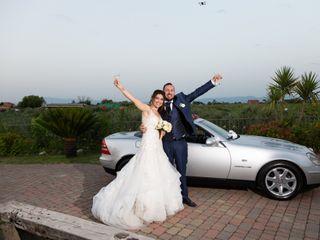 Le nozze di Sara e Mariano 1