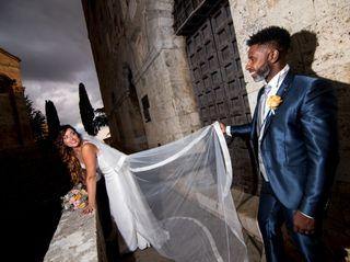 Le nozze di Daniela e Felipe