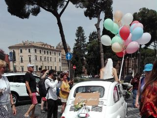 Le nozze di Melissa  e Tullio 1