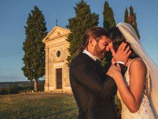 Le nozze di Federica e Simone