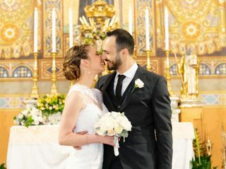 Le nozze di Verka e Charbel