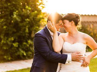 Le nozze di Cecilia e Enzo