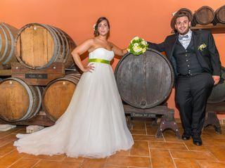 Le nozze di Marco e Ester