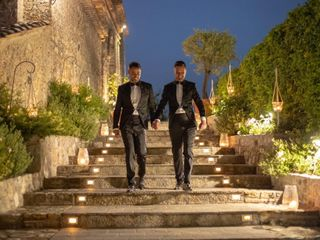 Le nozze di Francesco e Federico
