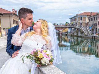 Le nozze di Nadia e Stefano