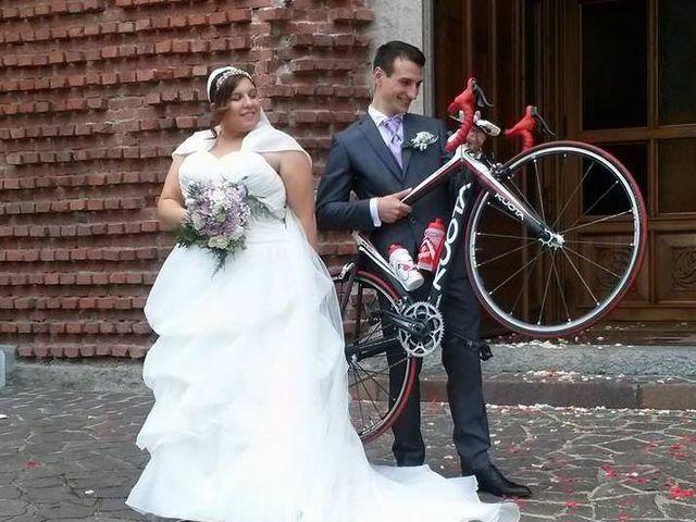 Il matrimonio di Federico Baratelli e Sara Bevilacqua a Cesano Maderno, Monza e Brianza 1
