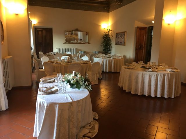 Il matrimonio di Carmela e Giuseppe a Signa, Firenze 3