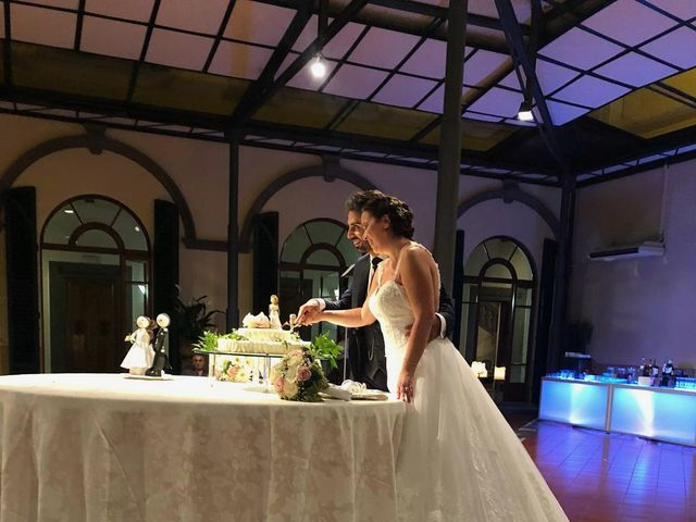 Il matrimonio di Carmela e Giuseppe a Signa, Firenze 5