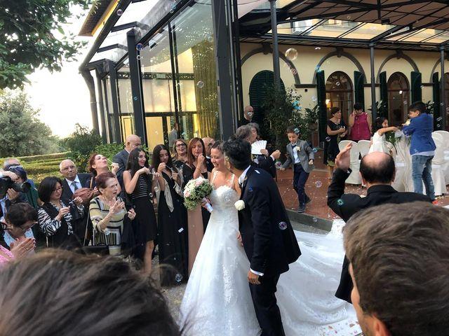 Il matrimonio di Carmela e Giuseppe a Signa, Firenze 2