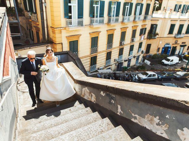 Il matrimonio di Erasmo e Annalisa a Napoli, Napoli 14