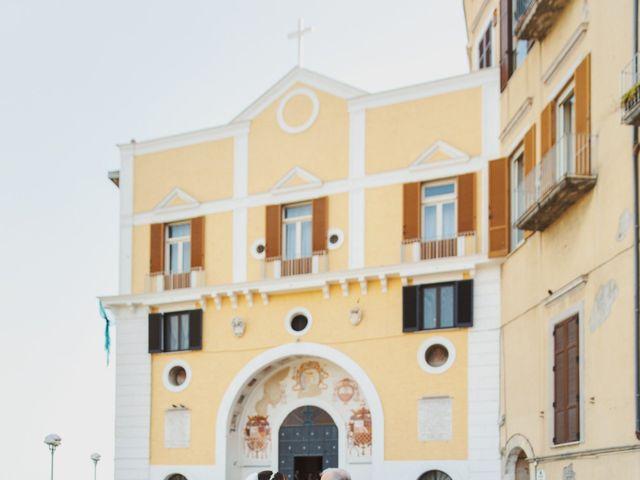 Il matrimonio di Erasmo e Annalisa a Napoli, Napoli 15