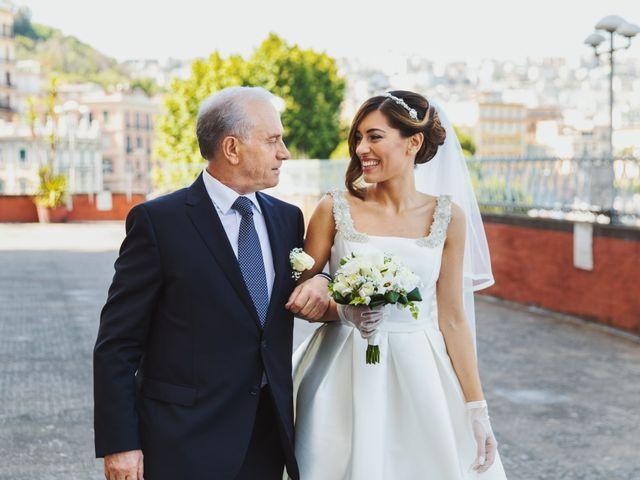 Il matrimonio di Erasmo e Annalisa a Napoli, Napoli 16