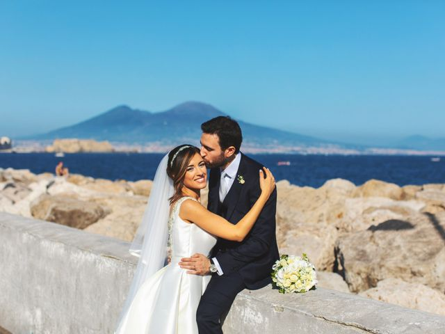 Il matrimonio di Erasmo e Annalisa a Napoli, Napoli 28