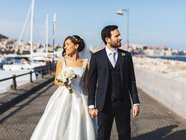 Il matrimonio di Erasmo e Annalisa a Napoli, Napoli 29