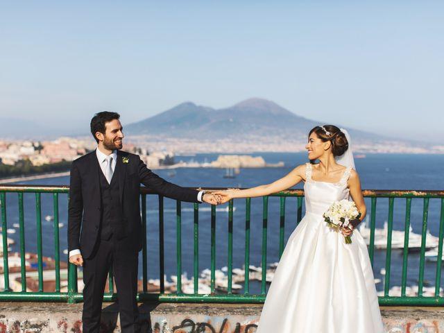 Il matrimonio di Erasmo e Annalisa a Napoli, Napoli 30