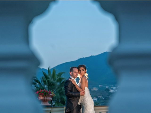 Il matrimonio di Salvatore e Francesca a Salerno, Salerno 4