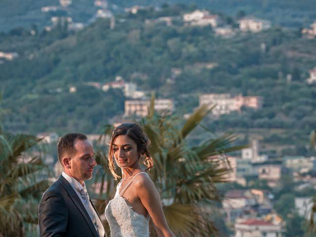 Il matrimonio di Salvatore e Francesca a Salerno, Salerno 7
