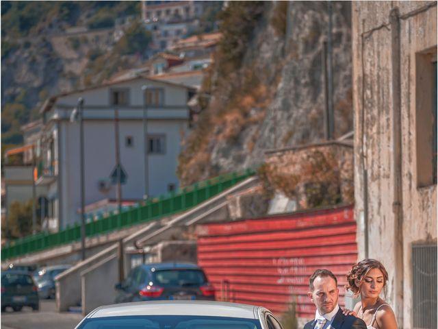 Il matrimonio di Salvatore e Francesca a Salerno, Salerno 9