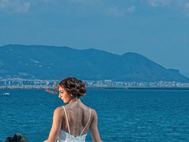 Il matrimonio di Salvatore e Francesca a Salerno, Salerno 11