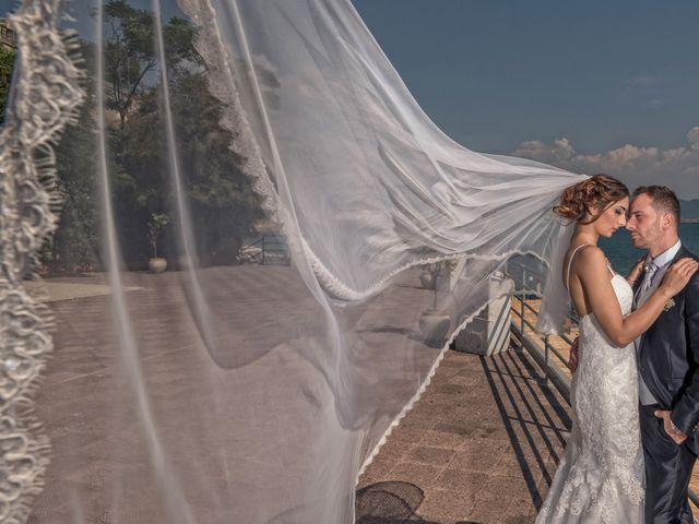 Il matrimonio di Salvatore e Francesca a Salerno, Salerno 14
