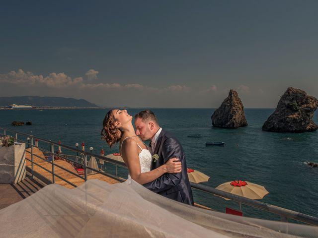 Il matrimonio di Salvatore e Francesca a Salerno, Salerno 15