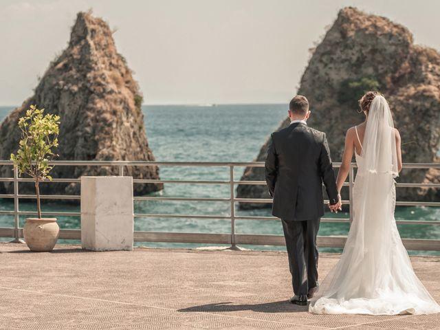 Il matrimonio di Salvatore e Francesca a Salerno, Salerno 17