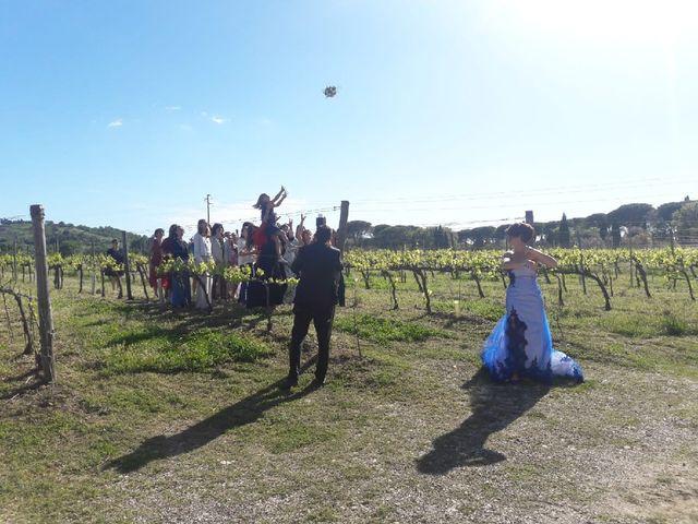 Il matrimonio di Nicola e Valeria a Manciano, Grosseto 4