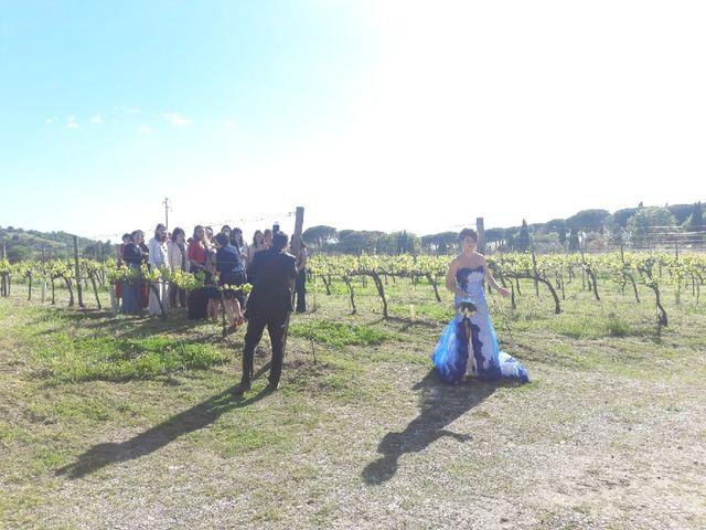 Il matrimonio di Nicola e Valeria a Manciano, Grosseto 6