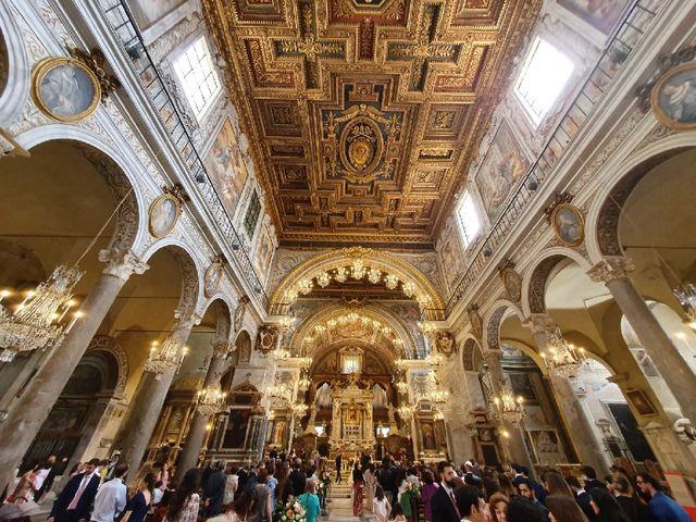 Il matrimonio di Tullio e Melissa  a Roma, Roma 7