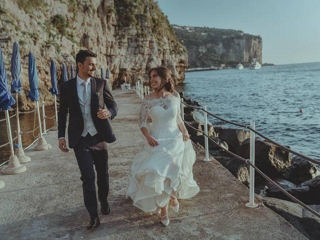 Il matrimonio di Raffaele e Roberta  a Vico Equense, Napoli 3