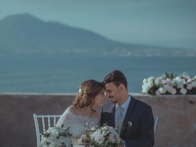 Il matrimonio di Raffaele e Roberta  a Vico Equense, Napoli 1