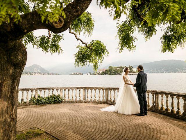 Le nozze di Mirjam e German