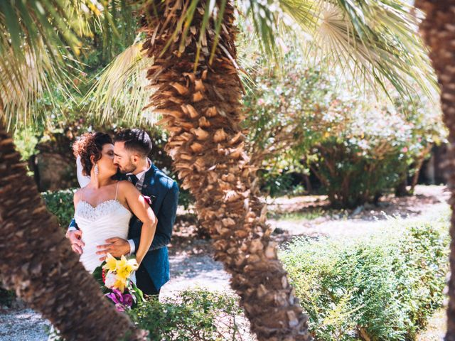 Il matrimonio di Stefano e Silvia a Manoppello, Pescara 6