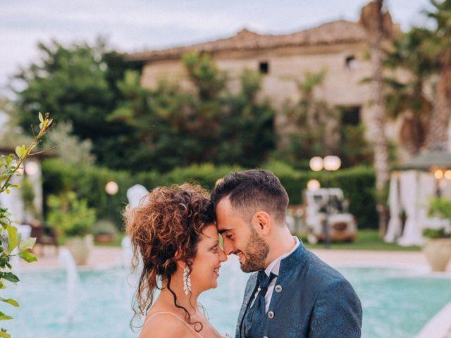 Il matrimonio di Stefano e Silvia a Manoppello, Pescara 7