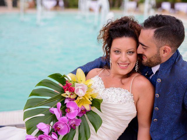 Il matrimonio di Stefano e Silvia a Manoppello, Pescara 8